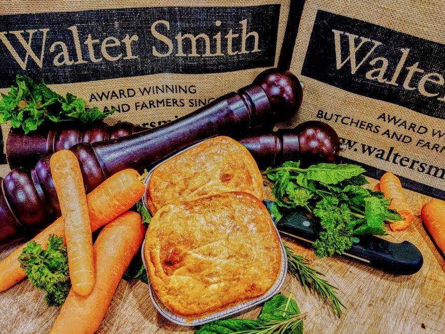 Individual Steak Pie - Walter Smith Fine Foods
